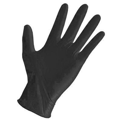 перчатки перчатки НИТРИЛОВЫЕ защитные XL 100 штук .