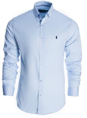 Koszula Ralph Lauren Regular Fit Taliowana