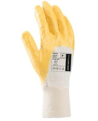 Rękawice robocze nitrylowe Houston 10