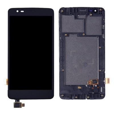 WYŚWIETLACZ LCD DOTYK RAMKA DO LG K8 2017 X240