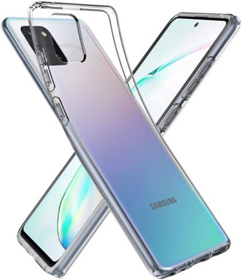 Etui do Samsung Galaxy Note 10 Lite Case + Szkło