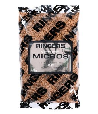RINGERS Pellet Method Micro 2mm 900g