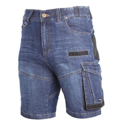 Lahti pro штанишки рабочие короткие джинсы разм. XL
