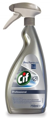 Preparat do powierzchni wodoodpornych CIF 750ml