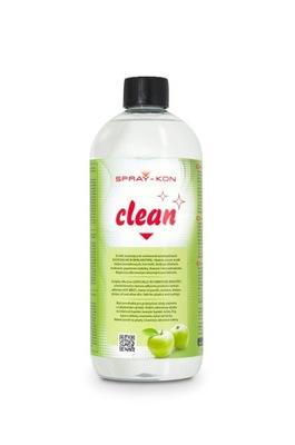 CLEAN ZMYWACZ ETYKIET, KLEJU, ODTŁUSZCZACZ DO PŁYT