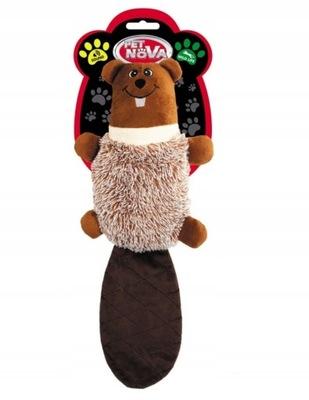 ПЭТ Nova игрушка плюшевая для собаки БИВЕР 47cm.