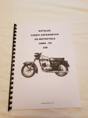 KATALOG ЗАПЧАСТИ JAWA 250 - 353