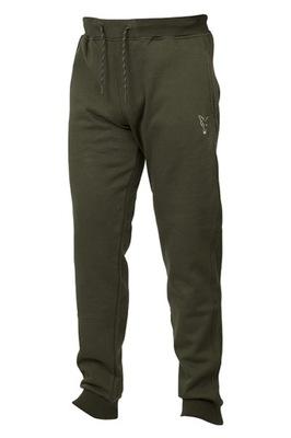 Spodnie dresowe FOX Green Silver Joggers M