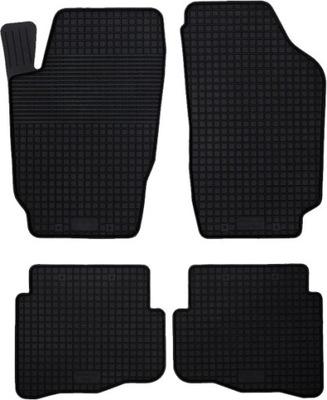 SKODA FABIA I 1 99-08r gumowe dywaniki samochodowe