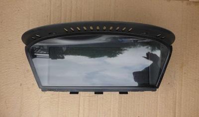 WYŚWIETLACZ EKRAN LCD DUŻA NAVI CCC BMW E60 E90