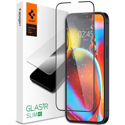 Szkło Spigen do iPhone 13 Pro Max, Slim FC, szybka