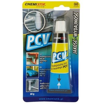 Odkurzacz centralny Klej PVC /CPVC 60g UNI MOCNY
