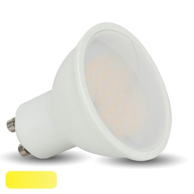 Żarówka LED GU10 5W ciepła 400lm V-TAC