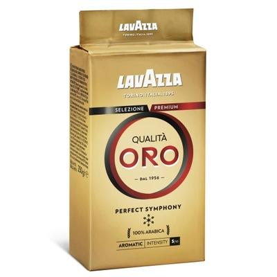 кофе молотая Lavazza Qualita Oro 250г