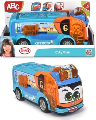 Wesoły autobus grzechotka ABC Dickie