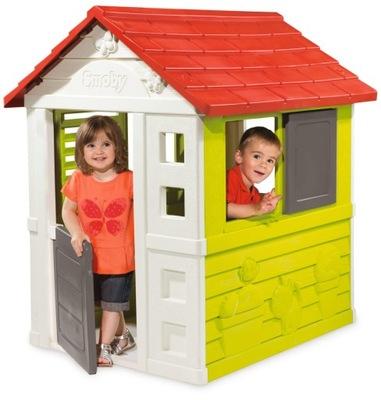 Domček pre-deti SMOBY PRÍRODY DOM 810712