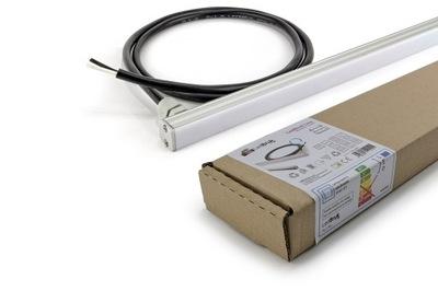 Переплет LED линейный встроенный свет IP68 B .Холодная 50 см