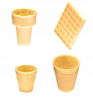 Вафли кружки ??? мороженое комплект семейный 141 штук