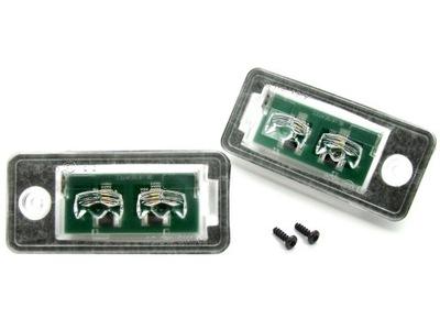 ПОДСВЕТКА LED (СВЕТОДИОД ) OSRAM 10W AUDI A3 A4 B6 A6 C6 Q7