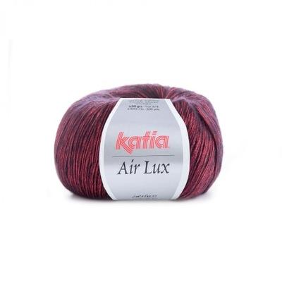 Włóczka Katia Air Lux 73 / metaliczny rubin