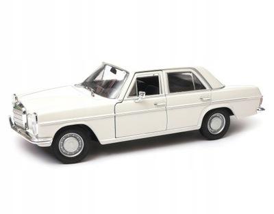 Mercedes Benz 220 1953 1:24 WELLY 24091 biały