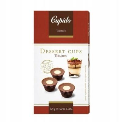 Cupido Dessert Cups Tiramisu - czekoladki tiramisu