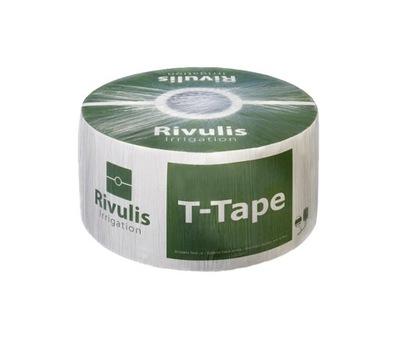 TAŚMA KROPLUJĄCA Rivulis T-tape 10cm/15cm/20cm