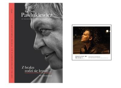 Z braku rodzi się lepsze... Wywiad strumyk + Zostanie mi muzyka Piotr Pawlukiewicz, Renata Czerwicka, Krzysztof Antkowiak
