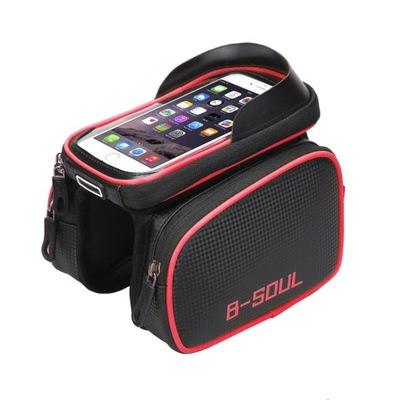 Sakwa torba etui na telefon rower wodoodporna