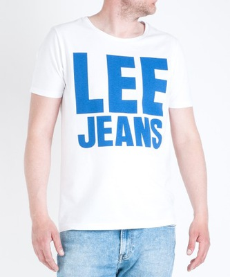 Lee GRAPHIC TEE L60SFE01 Black XL 7870810933 oficjalne