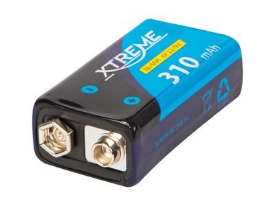 Akumulator Ni-MH XTREME 9V 6F22 310 mAh