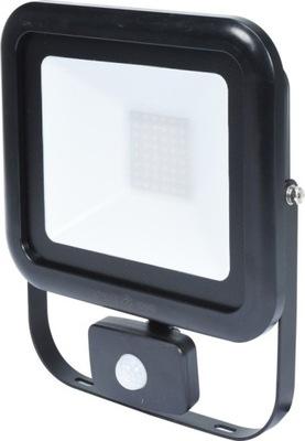 REFLEKTOR SMD LED 50W Z CZUJNIKIEM RUCHU 82848