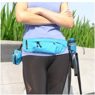 Pas biodrowy - nerka - do biegania i dogtrekkingu
