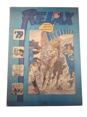 RELAX nr. 25 wyd. I z 1979 r.
