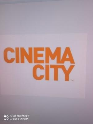 BILET DO KINA NA FILM 2D! CINEMA CITY! AUTO 24/7!