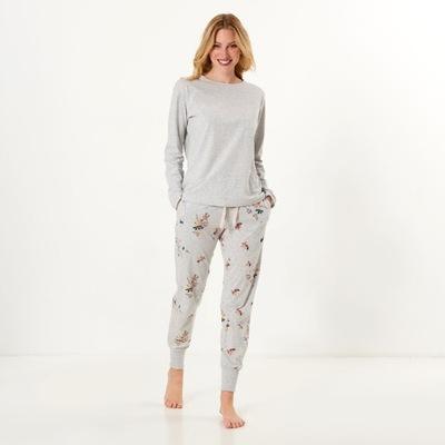 Triumph piżama damska Mix&Match 42 XL bawełna