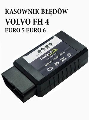 KASOWNIK BŁĘDÓW VOLVO FH4 EURO 6 FH4 EURO 5