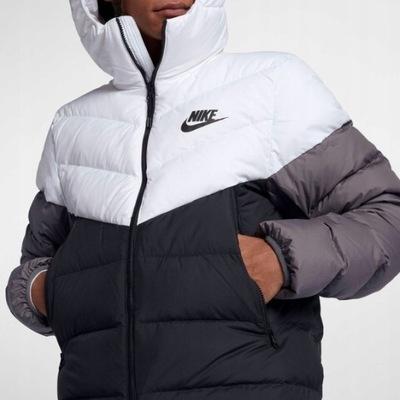 Nike Down Filled kurtka ZIMOWA PUCHOWA Męska R.S