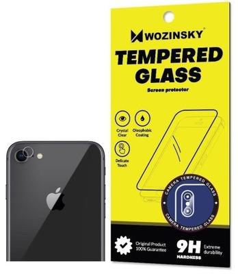 4x Szkło na Aparat TYŁ / Apple iPhone 7 8 SE 2020