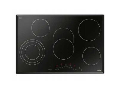 черная плита Керамическая Amica PC7511FT