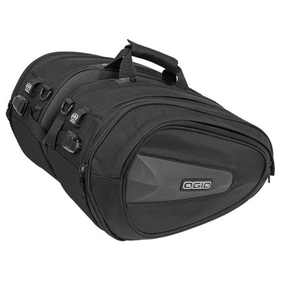 OGIO СУМКИ МОТОЦИКЛЕТНЫЕ SADDLE BAG DUFFLE ЧЕРНЫЙ
