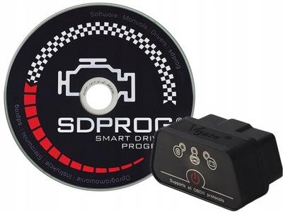 Interfejs iCar SDPROG PL VOLVO C70 S40 S60 S70 S80