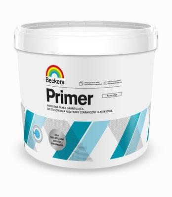 Beckers Designer Primer Грунтовка грунтовочная краска 3Л