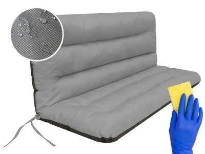 подушка на Качели или Скамейку Садовую 120 см