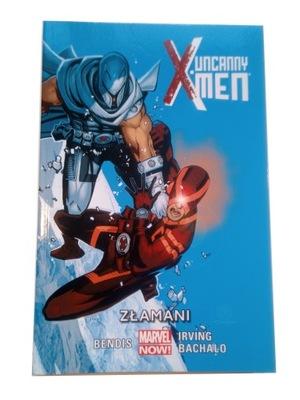 UNCANNY X-MEN 2. ZŁAMANI 2016 r.