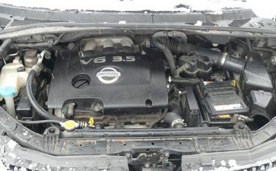 ДВИГАТЕЛЬ NISSAN QUEST MURANO I 3.5 V6 VQ35 95TYŚ. KM