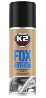 K2 FOX ANTI FOG ZAPOBIEGA PAROWANIU SZYB 200ml