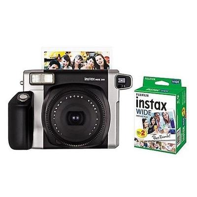 Aparat natychmiastowy Fujifilm Instax WIDE300 z 20