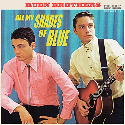 All My Shades of Blue Ruen Brothers CD
