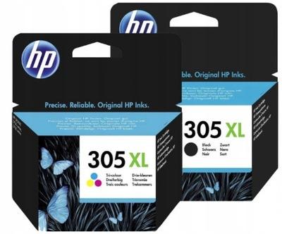 Komplet do HP - 305XL BK+C, DeskJet 2320 Plus 4122